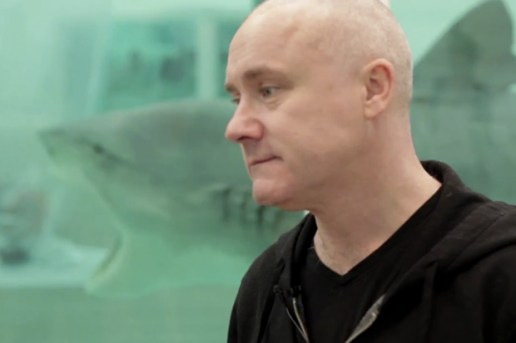 Tate Modern: Exhibition Walkthrough with Ann Gallagher and Damien Hirst