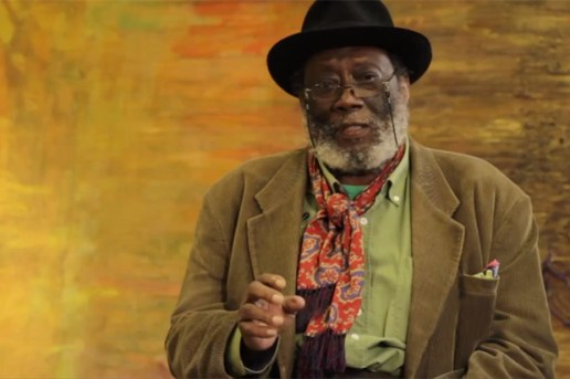 TateShots: Frank Bowling Video