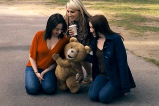 Seth MacFarlane's Ted Film Trailer