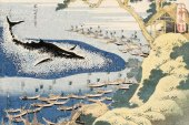 The 250th Anniversary of Hokusai's Birth Exhibition @ Mitsui Memorial Museum