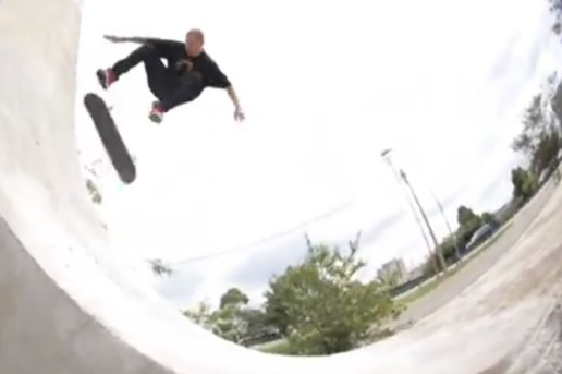 The BLVD Skate Team Hit Brazil In Latest Video