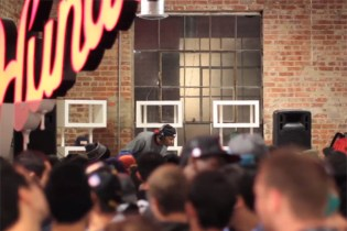 The Hundreds Santa Monica 1 Year Anniversary Video