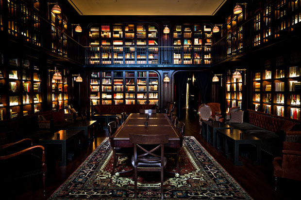 The NoMad Hotel by Jacques Garcia