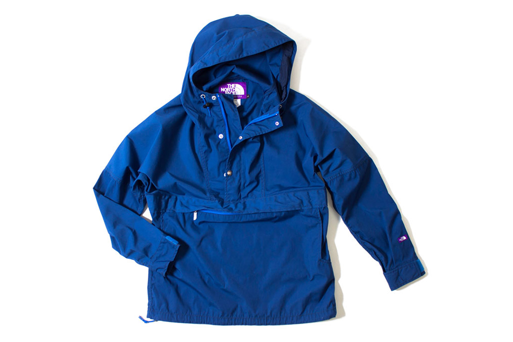 the north face purple label 65 35 mountain pullover jacket