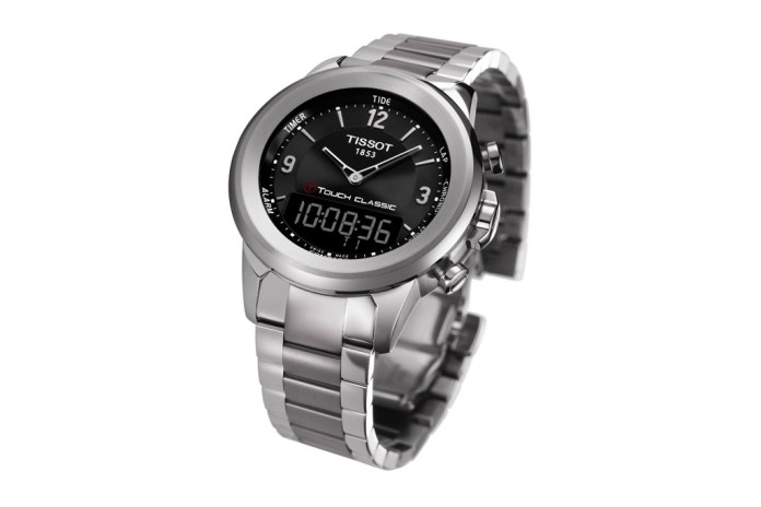 Tissot T-Touch Classic Watch