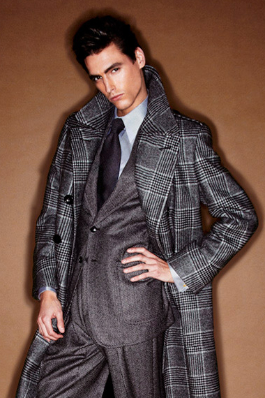 Tom Ford 2012 Fall/Winter Collection Lookbook
