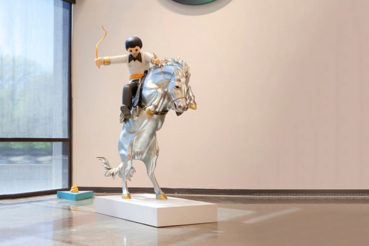 "Tomokazu Matsuyama ""Thousand Regards"" @ American University Museum"