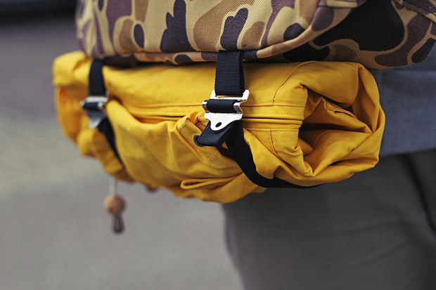 Topo Designs Duck Camo Mini Mountain Bag
