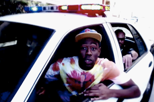 Tyler, the Creator Hosts Punk'd Full Video