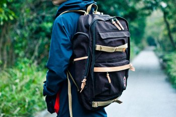 Tyler Warren x master-piece 2012 Spring/Summer Backpack