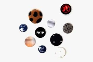 UNDERCOVER 2012 Spring/Summer Button Badges Set