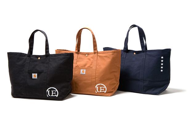 uniform experiment x Carhartt WIP Tote Bag