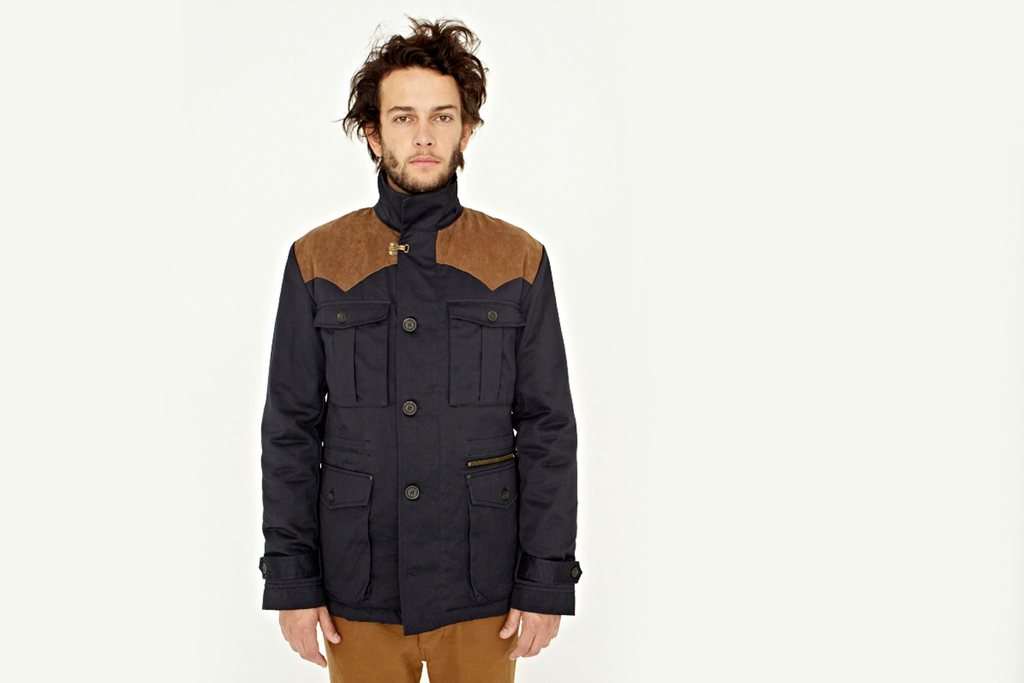 Vanishing Elephant 2012 Fall/Winter Collection