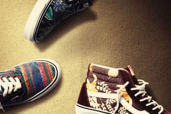 """Vans 2012 Fall """"Van Doren Series"""" Preview"""