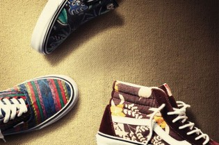 "Vans 2012 Fall ""Van Doren Series"" Preview"