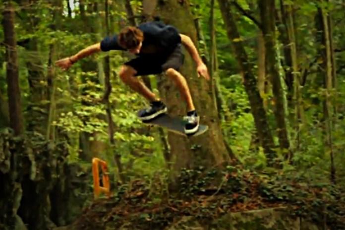 "Vans & Spitfire: ""Create and Destroy"" Program - Lyon Video"