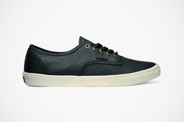 Vans California 2012 Spring Authentic Lite Waxed