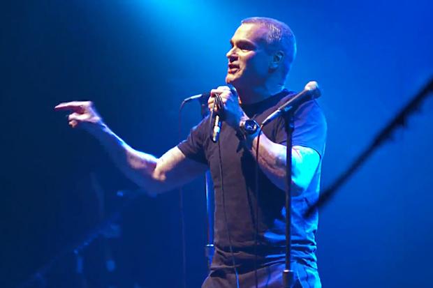 Actor and Ex-Black Flag Singer Henry Rollins Tackles Social Injustice