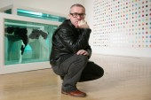 VernissageTV: Damien Hirst Retrospective @ Tate Modern Video Recap