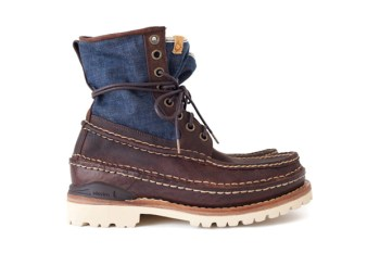 visvim 2012 Spring/Summer GRIZZLY BOOT MID-FOLK