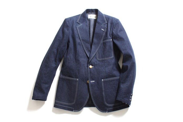 WACKO MARIA Limited Edition Ancon Jacket for Isetan Shinjuku