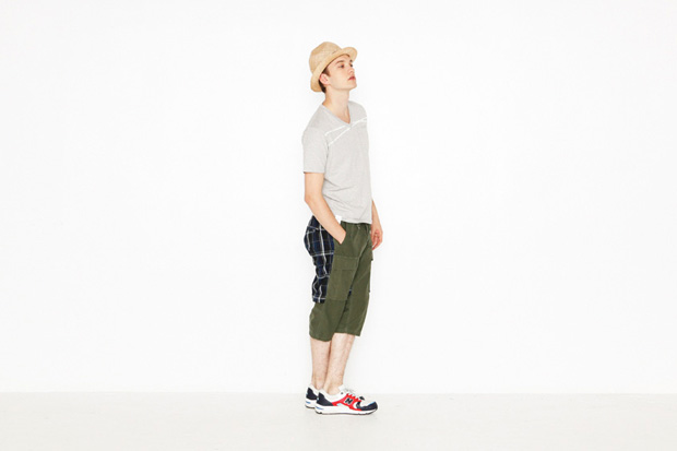 WHIZ LIMITED x mita sneakers x New Balance CM1700 Lookbook