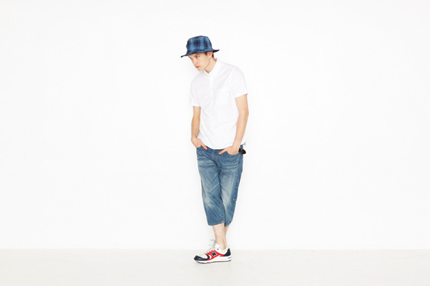 WHIZ LIMITED x mita sneakers x New Balance CM1700 Lookbook