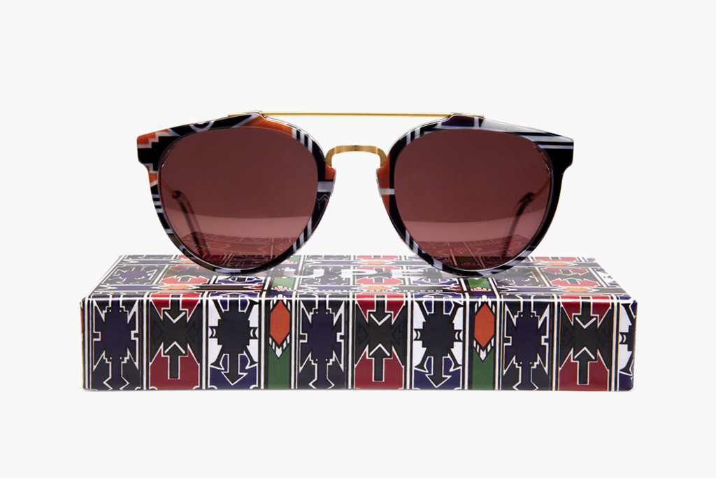 WOKstore x SUPER Ndebele Special Sunglasses
