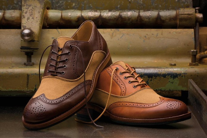 Wolverine 2012 Spring/Summer Bromley Brogue Oxford