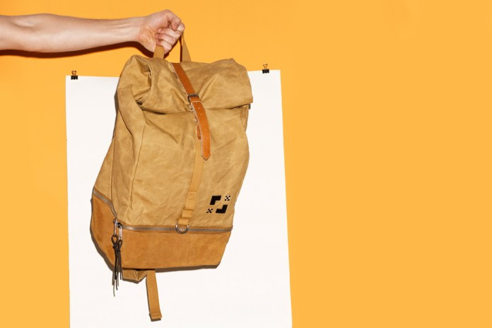 "Wood Wood x Eastpak ""Desertion"" Collection"