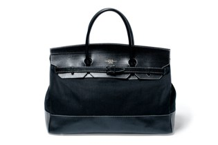 WTAPS Leather Tanker Bag