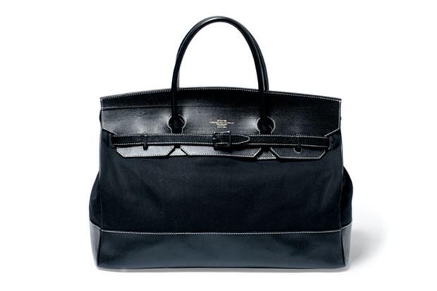 WTAPS Leather Tanker Bag
