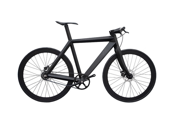 X-9 Nighthawk Bike Frame by Brano Meres Engineering & Design