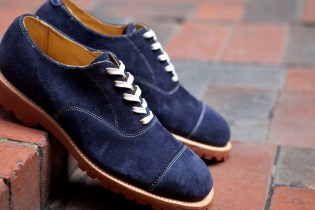 Yuketen 2012 Spring/Summer Addison Oxford Navy