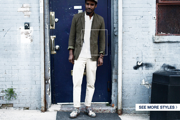 STREET ETIQUETTE for Styld.by