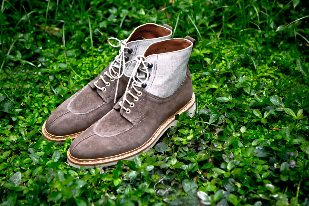 Heschung - souliers depuis 1934 2012 Spring/Summer Gingko Boots