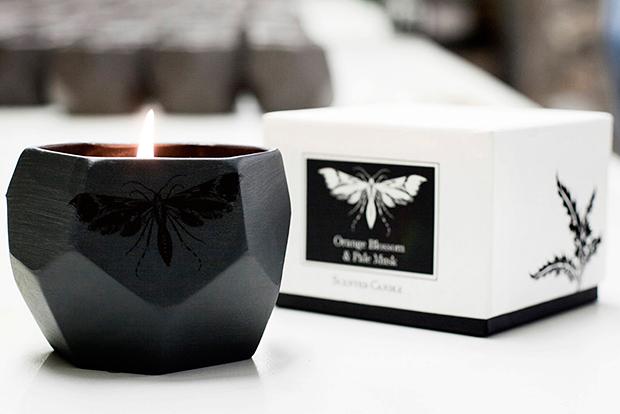 PROCESS: Candle Vessels by Joya