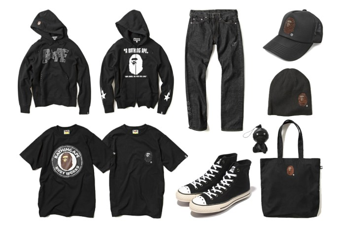 "A Bathing Ape for ZOZOTOWN 3rd Anniversary ""Swarovski Elements"""