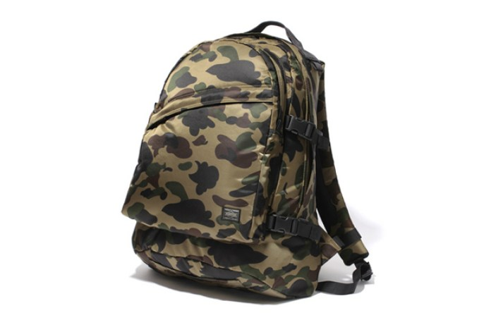A Bathing Ape x Porter 2012 Print 1ST CAMO Collection