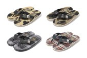 A Bathing Ape x Island Slipper 2012 Summer Collection