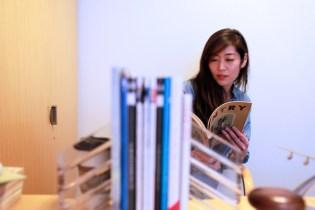 A Continuous Lean: From the Desk of Berdorf Goodman's Mimi Fukuyoshi
