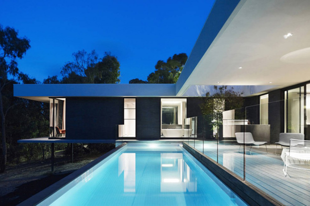 a g house by dko architecture