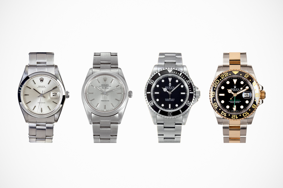 A Guide to Pre-Owned Rolex Watches