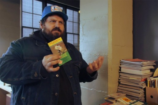 Aaron Draplin - The Inspiration Behind Field Notes
