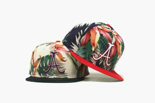 Acapulco Gold Hawaiian 6-Panel Snapback Caps