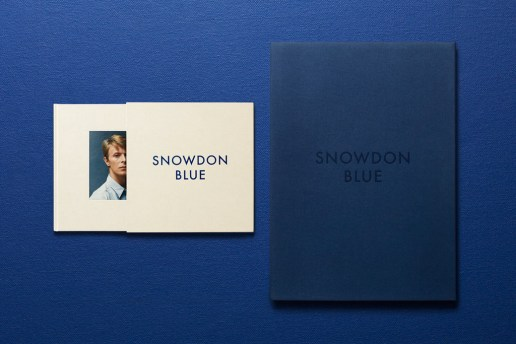 "ACNE ""Snowdon Blue"" Book & Shirts"