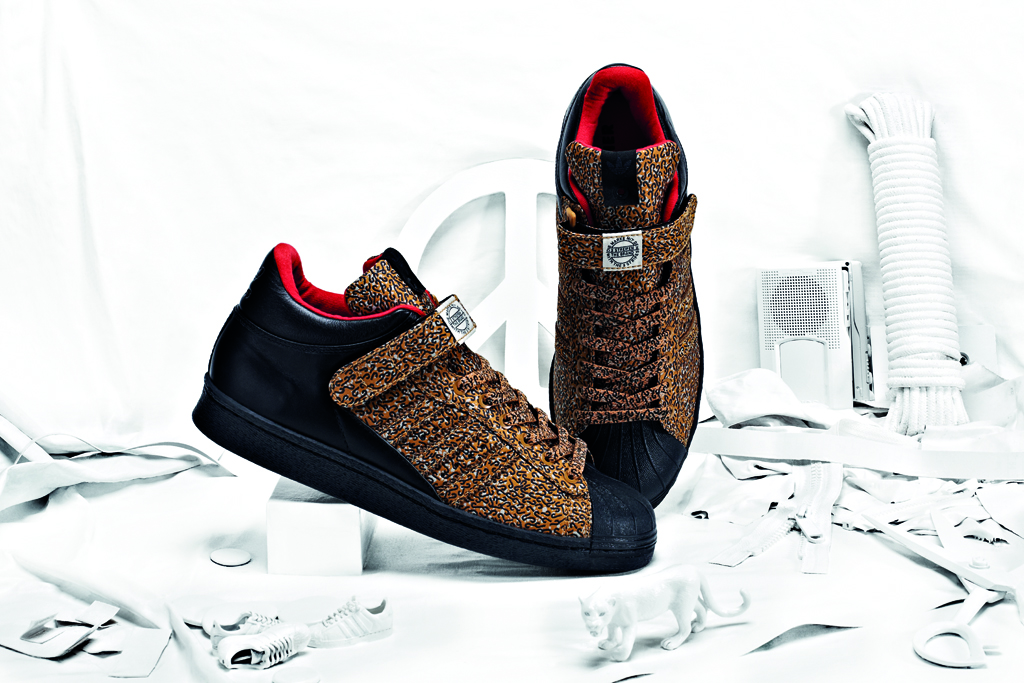 """adidas Consortium 2012 Spring/Summer """"Your Story"""" Collection Second Drop"""