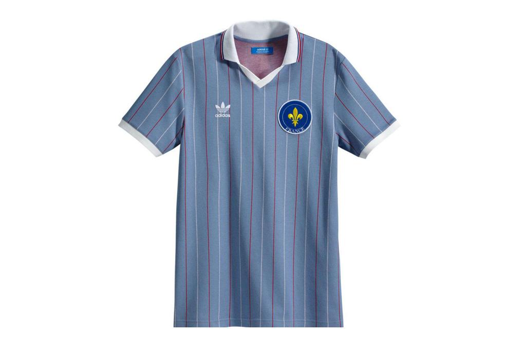 adidas Originals 2012 Retro Football Shirts