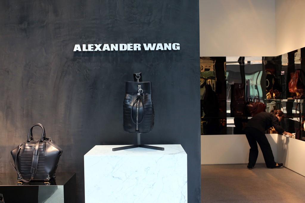 Alexander Wang Celebrates Beijing Opening