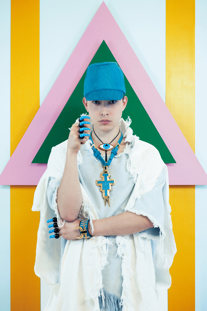 "AMBUSH 2012 ""HOLY MOUNTAIN"" Collection"